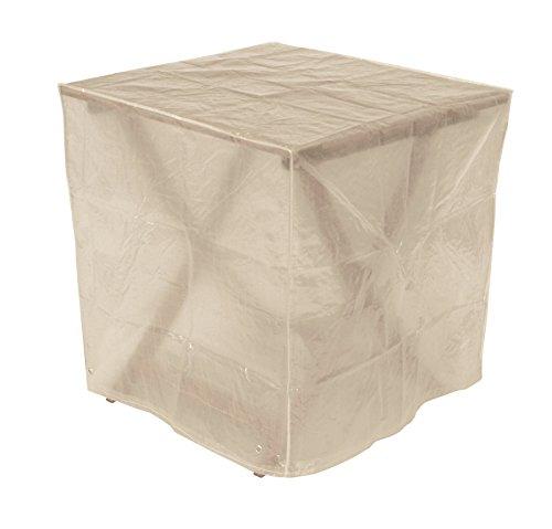 Schutzhlle-Abdeckhaube-70x70cm-quadratisch-fr-Gartentische-PE-transparent