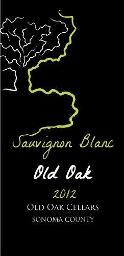 2012 Old Oak Cellars Sauvignon Blanc 750 Ml