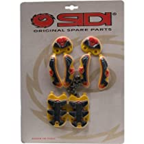 Sidi Srs Dragon Sole Replacement Lug Set 45-48cm