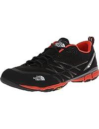 The North Face Ultra Kilowatt (TNF Black/Valencia Orange) Mens Shoes (TNF Black/Valencia Orange)