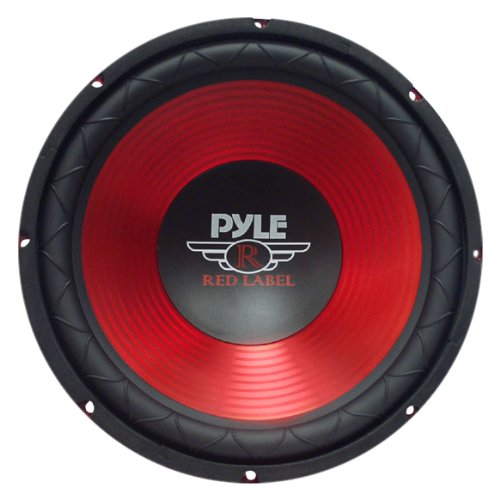 PYLE PLW12RD 12-Inch 800 Watt Subwoofer