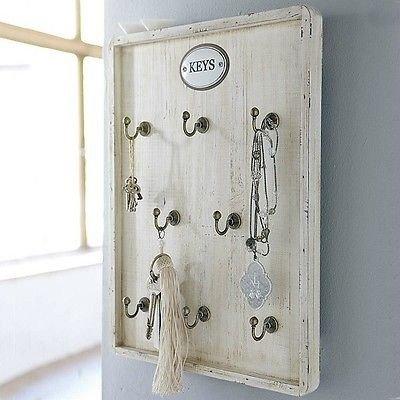 vintage schl sselbrett sicher online kaufen und sparen. Black Bedroom Furniture Sets. Home Design Ideas