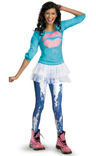 Disguise Disney Shake It Up Rocky Season 2 Classic Tween Costume, 7-8