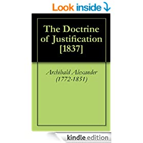 The Doctrine of Justification [1837]
