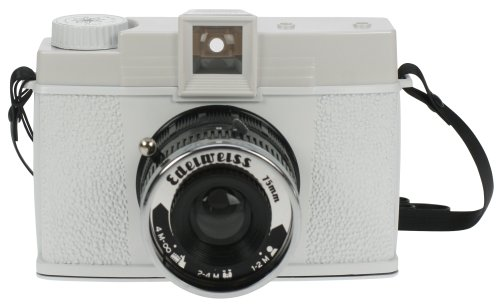 Find Discount Lomography Diana F + Edelweiss Edition Medium Format Camera
