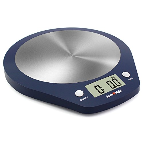 Accuweight Digital Food Scale with 11lb/5kg Gram Scale Electronic Kitchen Scale (Bakery Measuring compare prices)