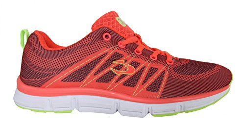 Scarpe sport per Donna JOHN SMITH RACEN NARANJA size-map 41