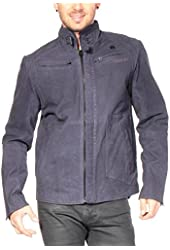 G-Star Raw Men's Brando Leather Jacket