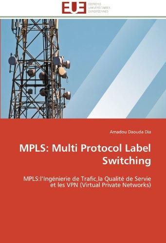 MPLS: Multi Protocol Label Switching: MPLS:l'Ingénierie de Trafic,la Qualité de Servie et les VPN (Virtual Private Networks)