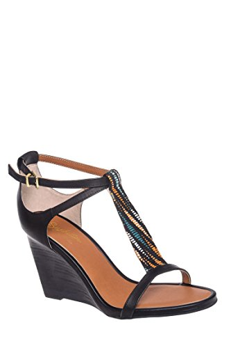 Slam High Wedge Open Toe Sandal