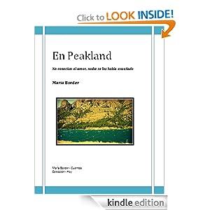 En Peakland (Colección Ayer) (Spanish Edition)