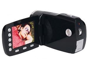 "Vivitar 12.1 Mega Pixels Camcorder with 2.7"" LCD Screen 945HD Digital Video Recorder (Grey)"