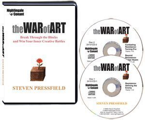 The War of Art (Break Through the Blocks and Win Your Inner Creative Battles)