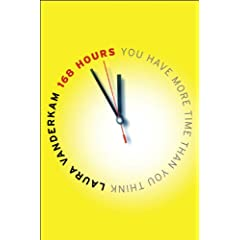 Learn more about the book, 168 Hours: You Have More Time Than You Think