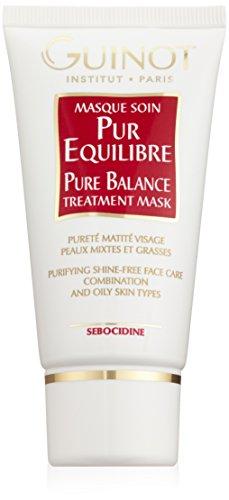 Guinot Masque Soin Pur Equilibre Pure Balance Trattamento Maschera Facciale Combination Oily - 50 ml