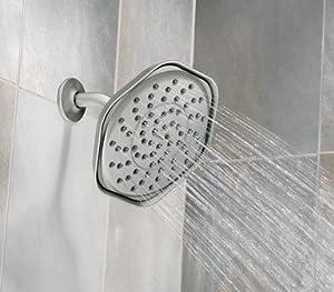 Moen Rain Shower Showerhead Fixed Showerheads