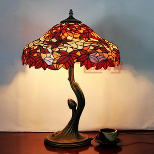 pattern stained glass table lamp bedside lamp desk lamp. Black Bedroom Furniture Sets. Home Design Ideas