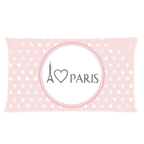 Pink Paris Bedding front-1071884