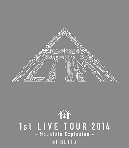 ALTIMA/1st LIVE TOUR 2014 ~Mountain Explosion~ at BLITZ (通常版) [Blu-ray]