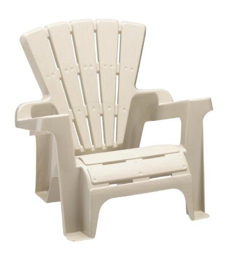 American Plastic Toy Adirondack Chair Tan