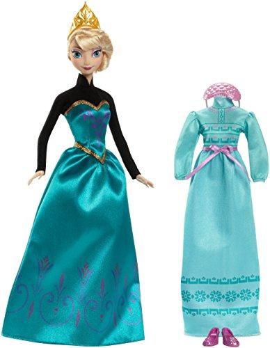 Frozen - Elsa con Moda Notte