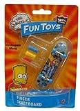 The Simpsons 100% Official Bart Simpson Finger Skateboard