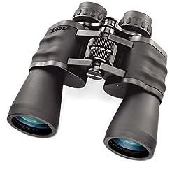 Tasco Essentials 10x50 WA, Zip Focus Binocular