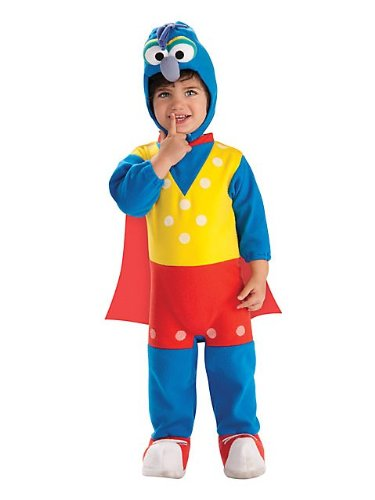 Infant Toddler Gonzo Sesame Street Costume
