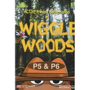 Active Primary Mathematics in Wiggle Woods Cd-rom!