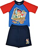 Boys Jake and The Neverland Pirates Shortie Pyjamas Age 12 Months to 4 Years