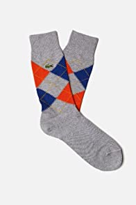 Men's Argyle Sock