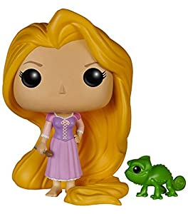 Disney Tangled: Rapunzel & Pascal: Funko Pop! Disney:: Toys & Games