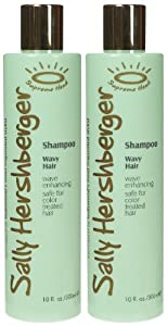 Sally Hershberger Shampoo, Wavy Hair 10 fl oz (300 ml)