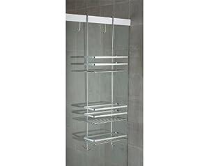 etagere de douche les bons plans de micromonde. Black Bedroom Furniture Sets. Home Design Ideas