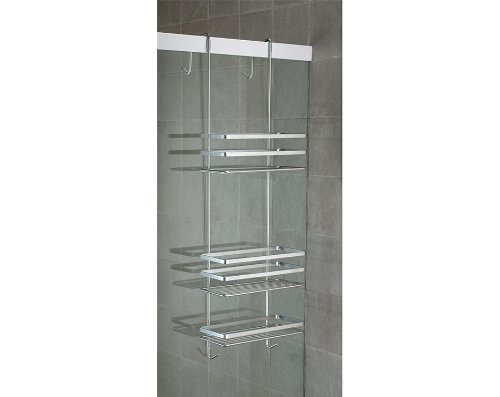 Duschablage Ecke : Cubicle Hanging Shelf Storage