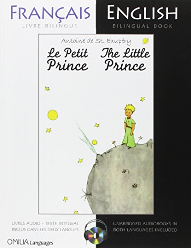 The Little Prince: A French/English Bilingual Reader (English and French Edition) (Side By Side French compare prices)