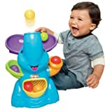 Serene Playskool Poppin' Park Elefun Busy Ball Popper - Cleva Edition ChildSAFE Door Stopz Bundle