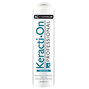 K-WHOLE Reconstructor Shampoo with Keratin 1000 ml