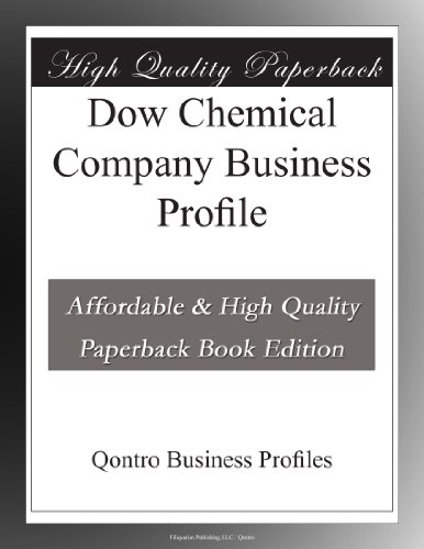 dow-chemical-company-business-profile