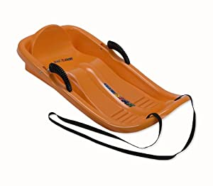 KHW Snow Star de Luxe Luge 90 x 45 x 18 cm Orange