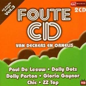 foute cd vol.3 -40tr- - Amazon.com Music