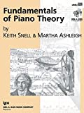 Neil A. Kjos Piano Library: Fundamentals Of Piano Theory, Level Eight (Neil A. Kjos Piano Library)