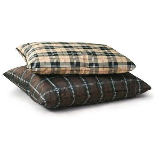 Indoor / Outdoor Single Seam Dog Pillow Size: Large , Color: