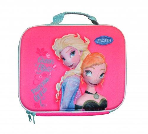 8d09d9e65c12e7 Disney Frozen Elsa e principessa Anna'EVA Queen-Borsa termica per il pranzo  3D
