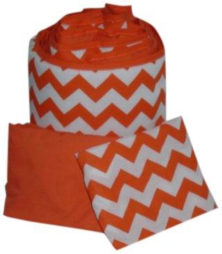 Baby Doll Chevron Grandma Pack, Orange