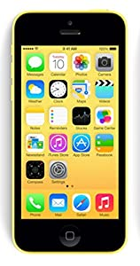 Apple iPhone 5C 32GB Smartphone - on O2 Network - Yellow