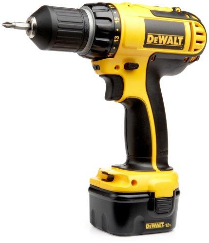 DEWALT DC742KA  Cordless 12-Volt 3/8-Inch Compact Drill/Driver