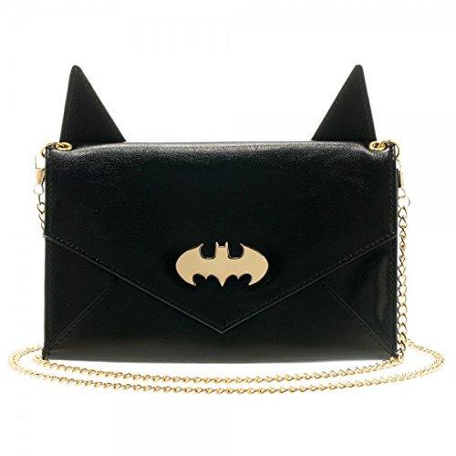 Batman Envelope Clutch with Chain Standard dc comics машинка batcycle