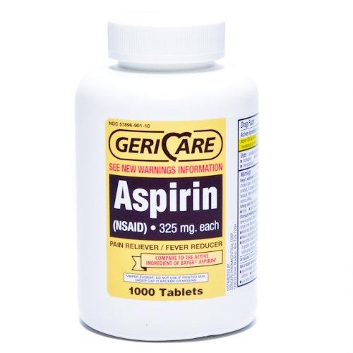 Bottled Aspirin 1000 bottleB0006GE5FY