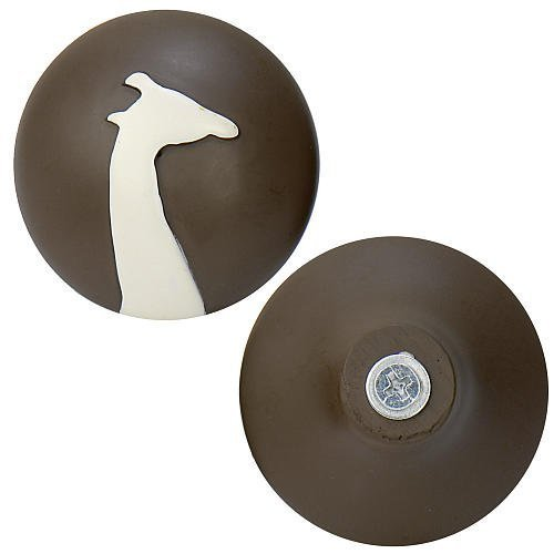 Little Boutique Giraffe Drawer Pulls - 1